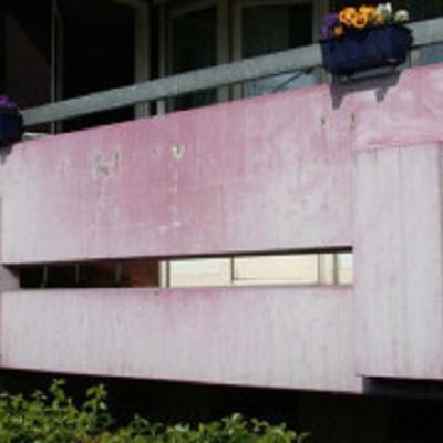 Balkon Schaden