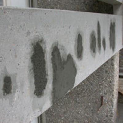 Balkon Beschädigt