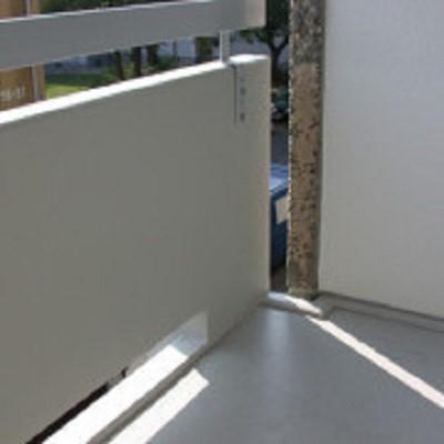 Balkonsanierung Geländer Triflex