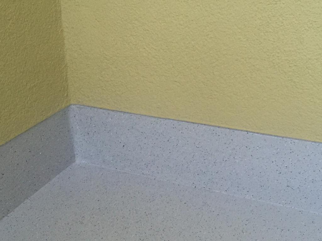 Balkonsanierung Sockel Bodenbeschichtung Triflex