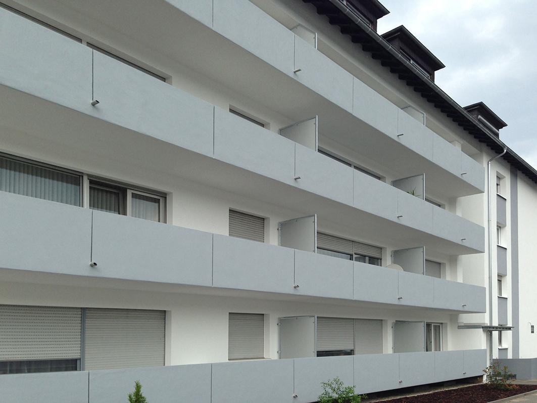 Balkonsanierung Tfiflex Bodenbeschichtung