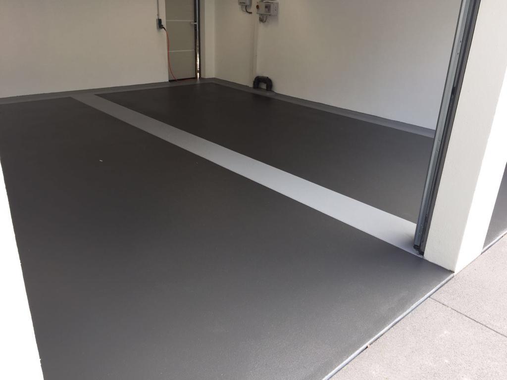 Garage Bodenbeschichtung Triflex