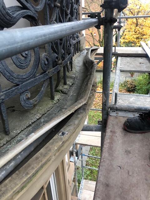 Sanierungsfall Balkonsanierung 2