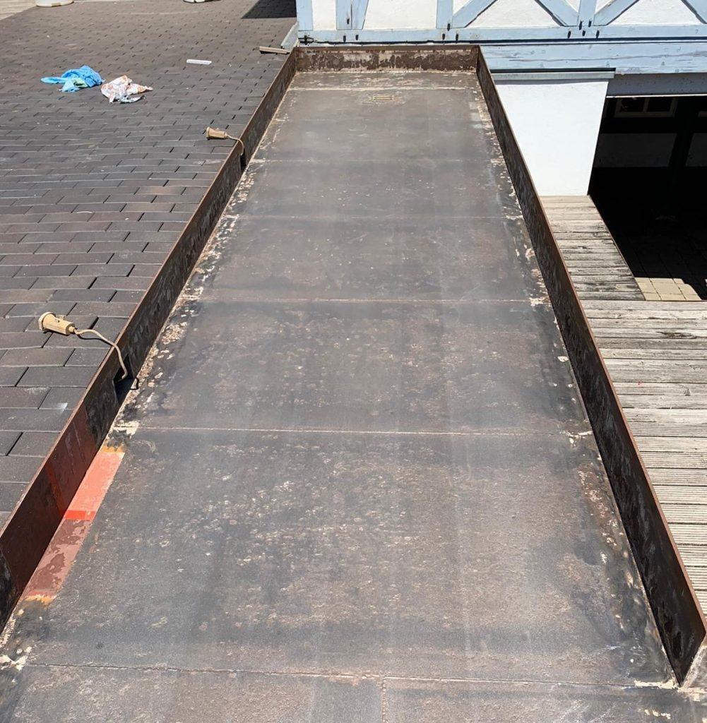 Sanierungsfall Bodenbeschichtung Bad Vilbel