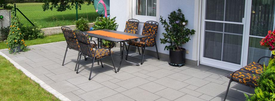 Terrasse Bodenbeschichtung Triflex