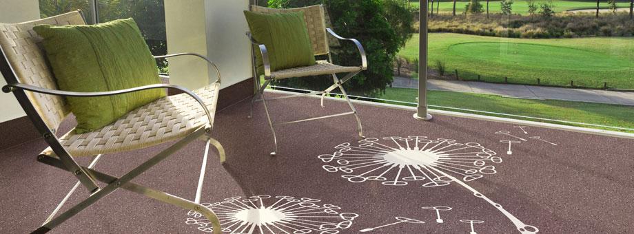 Triflex Floortattoo Bodenbeschichtung